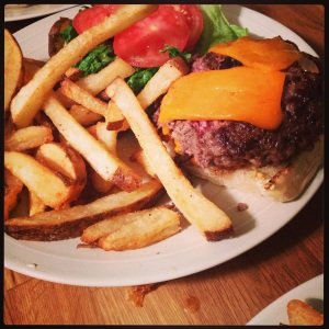 Test Drive Burger