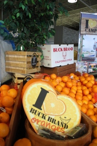 Buck Brand Citrus at Thrifty Foods