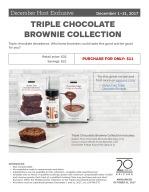 2017.12Host Special Brownies